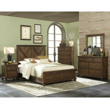 Hacienda Queen Bedroom Set