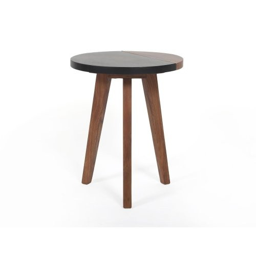 "Caspian Square End Table 19.75'' x19.75"" x21.5"""