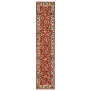 Agra Red Runner 2ft 6in X 12ft
