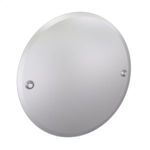 Kingston Round Mirror With Bevel Product Image