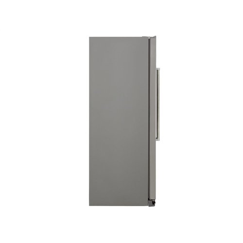 22.6 cu ft. Counter-Depth Side-by-Side Refrigerator with Exterior Ice and Water and PrintShield™ finish - Stainless Steel with PrintShield™ Finish