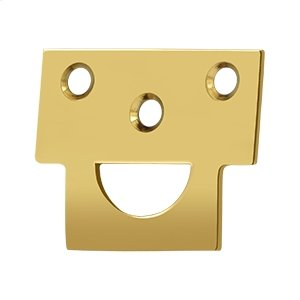 Universal Strike, Solid Brass - PVD Polished Brass Product Image