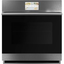 """Café 27"""" Smart Single Wall Oven with Convection"""