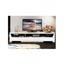 TV Stand MDF White Lacquer