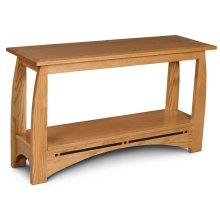 "Aspen Sofa Table with Inlay, Aspen Sofa Table with Inlay, 48""w"