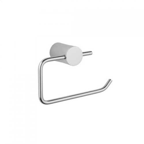 Tristan Brass - Contempo II Open Ring Toilet Paper Holder