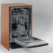 """Model DW182ESS - 18"""" Dishwasher Stainless Steel"""