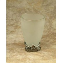 Corinthia Tumbler with Attached Base