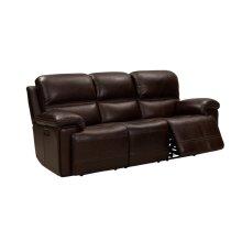 Sedrick Paso-Walnut Sofa