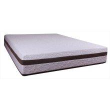 Mattress Only, King, 11.5 Inch Memory Foam
