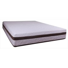 Mattress Only, King, 11.5 Inch Memory Foam