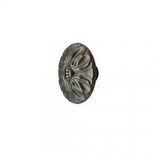 "MEDALLION PULL (G666) - 6"" Silicon Bronze Brushed Product Image"