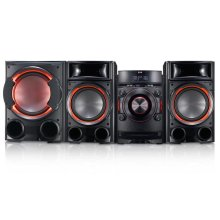1200W CD Mini HiFi Shelf System