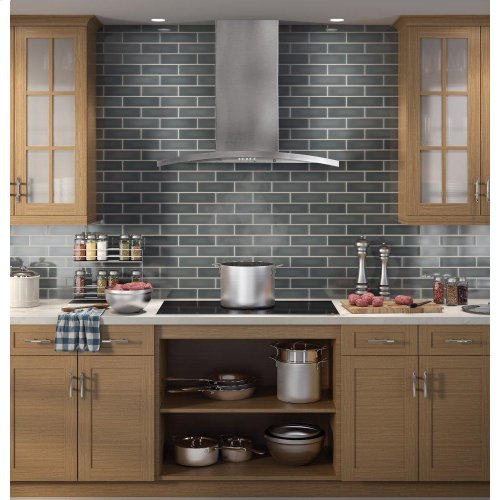 "GE Profile™ 36"" Wall-Mount Chimney Hood"