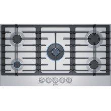 800 Series Gas Cooktop 36'' Stainless steel