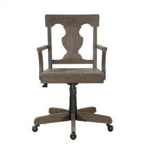 Office Chair, Adjustable Height