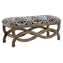 Hawfinch Accent Bench