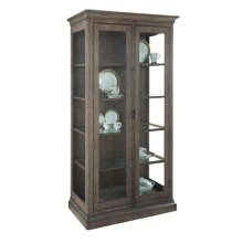 Lincoln Park Display Cabinet