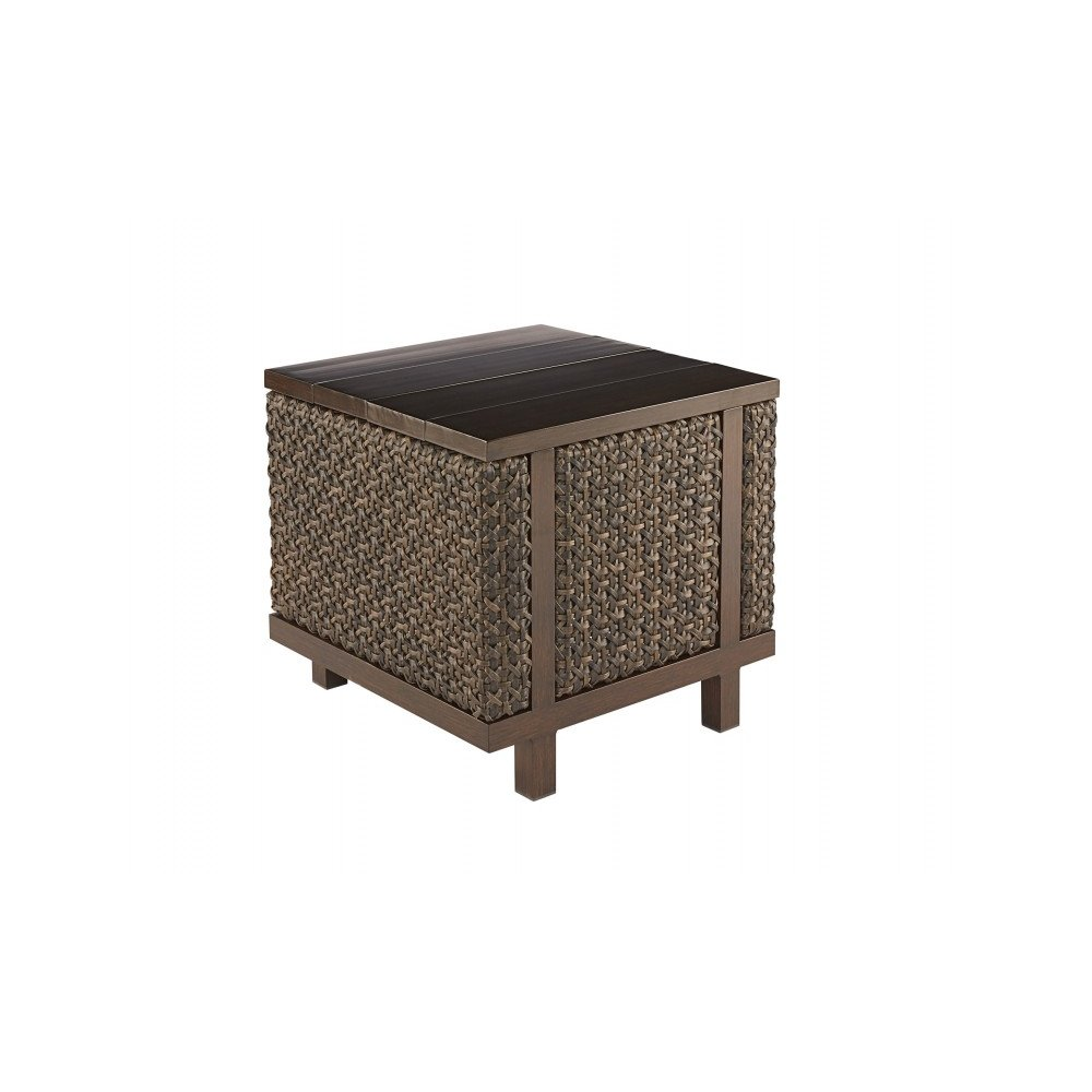 Epicenters Brentwood Outdoor Greenwich Rectangular End Table