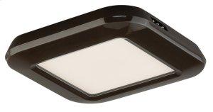 Instalux® Low Profile Under Cabinet 3W Puck Light Bronze Product Image