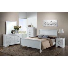 Belleview White Bedroom