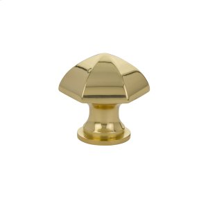 Hex Cabinet Knob Product Image