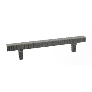 Oil Rubbed Bronze Forged 3 Square Bar Pull 6 1/4 Inch (c-c) Product Image