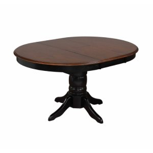 Windswept Pedestal Table