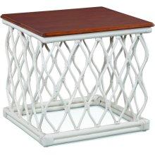 Santa Cruz Rectangular End Table