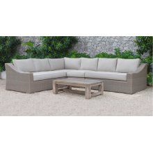 Renava Pacifica Outdoor Beige Sectional Sofa Set