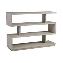 Soiree Low Bookcase
