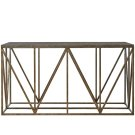 Truss Console Table Product Image