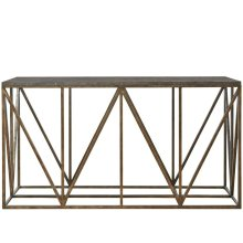 Truss Console Table