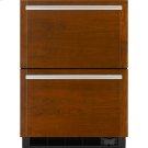 "24"" Refrigerator/Freezer Drawers, Panel Ready Product Image"