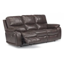 Woodstock Fabric Reclining Sofa