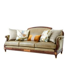 Elizabeth's Large Sofa