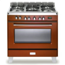"Verona Classic 36"" Dual Fuel Single Oven Range"