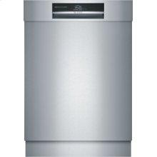 Benchmark® Dishwasher 24'' Stainless steel, XXL SHE89PW75N