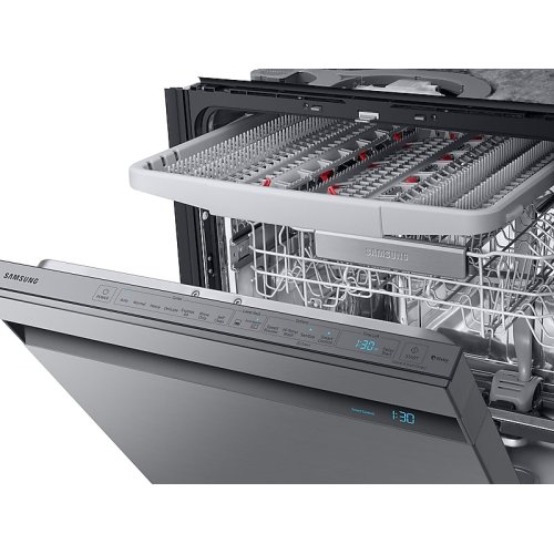 Linear Wash 39 dBA Dishwasher in Stainless Steel