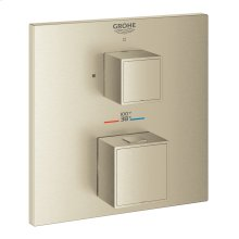 Grohtherm Cube Dual Function 2-Handle Thermostatic Trim