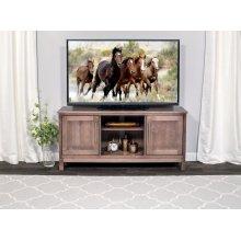 "Auburn Bay TV Console, Auburn Bay TV Console, 60"""
