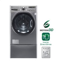 4.3 cu.ft. Ultra-Large Capacity Front Load Washer with TrueSteam™ Technology
