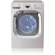 SteamDryer Ultra-Capacity Dryer with SteamSanitary Technology (Pure Silver)