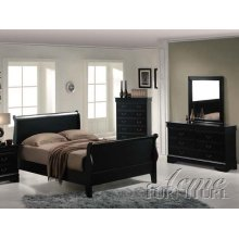 Finish Queen Size Bedroom Set