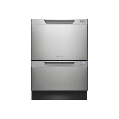 DishDrawer Tall Double Dishwasher
