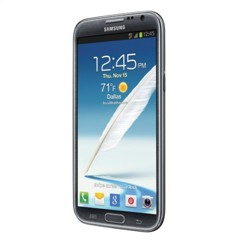 Samsung Galaxy Note® II (T-Mobile), Titanium Gray