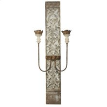 Two-Light Wall Sconce,Electric