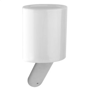SPECIAL ORDER Wall-mounted holder in ceramic Product Image