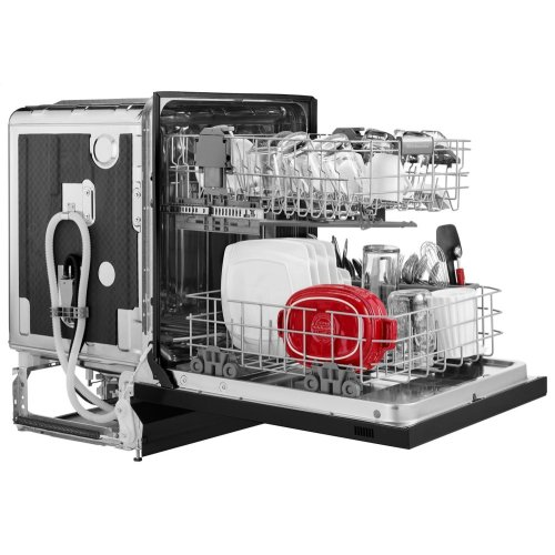 46 DBA Dishwasher with ProWash™, Front Control - Black