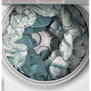GE® ENERGY STAR® 4.4 cu. ft. stainless steel capacity washer